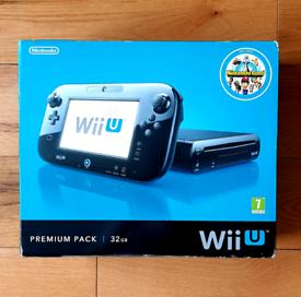 Wii U Console 32GB Premium Pack