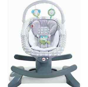 Fisher Price 4 in 1 Glider and rocker $85 obo