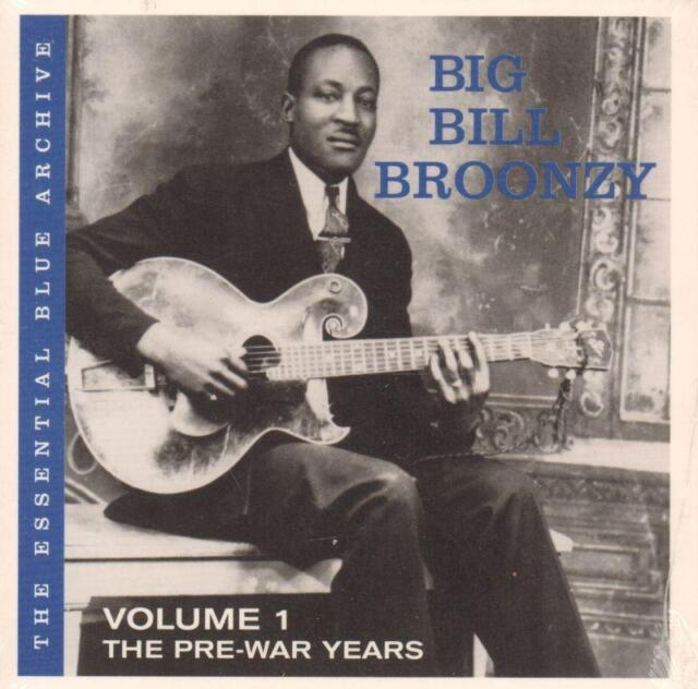 Big Bill Broonzy(CD Album)Volume 1: The Pre War Years-New