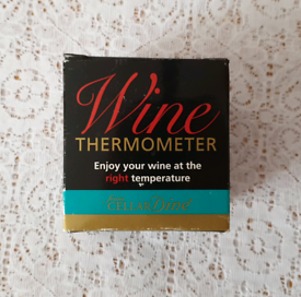 Wine Tempreture Bracelet - Brand New