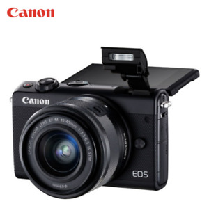 Canon EOS M100 Mirrorless Camera with 15-45mm IS STM Lens Kit
