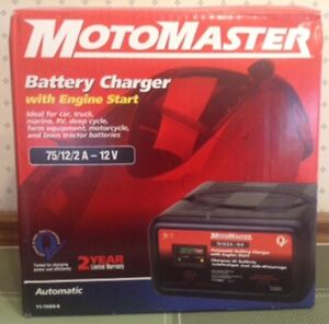 Deluxe Battery Charger