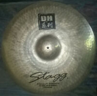 "STAGG DH-RR20B 20"" RIDE ROCK BRILLIANT"