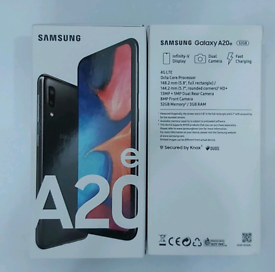 32gb Brand New Samsung Galaxy A20 E Duos (Dual Sim) Unlocked Open To A