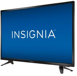 """Insignia 32"""" 720p HD LED TV"""