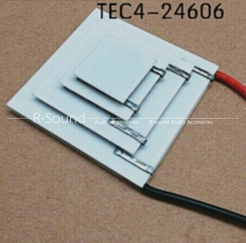 Semiconductor refrigeration sheet TEC4-24606 4-layer temperature difference 107