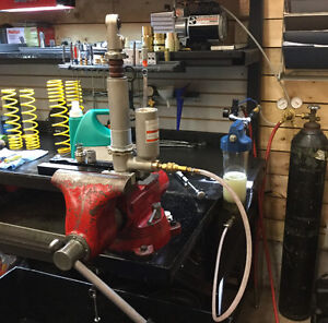B2 Suspension Experts, local factory trained modern shop