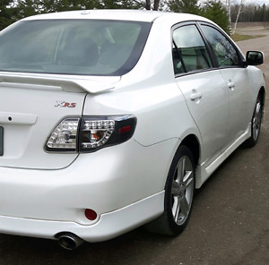 2010 corolla. Offers?