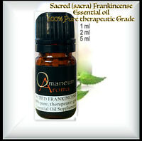 FRANKINCENSE 100% pure essential oil locally distilled