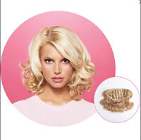"""NEW IN BOX 15"""" wavy synthetic extensions HONEY GINGER"""
