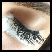 Mobile Eyelash Extensions service West Island