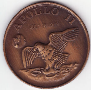 Apollo 11 Token/Medallion