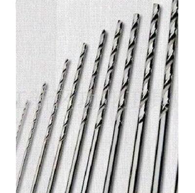 Mini Pcb Drill 2x0.7mm 2x0.8mm 2x1.0mm 2x1.2mm 2x1.4mm Press Drilling Bits 10pcs