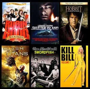 GREAT MOVIES on DVD!