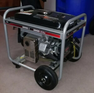 Generatrice briggs and statton 3500 watts
