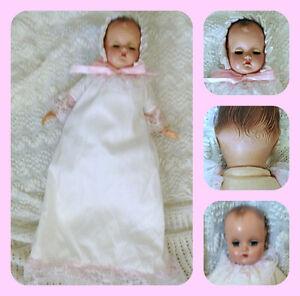 """Madame Alexander """"Baby Genius"""" Doll circa 1949-50"""