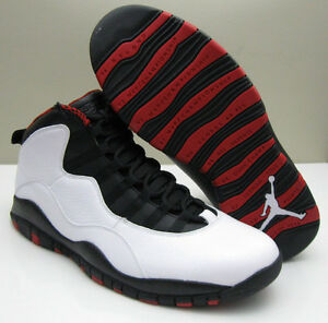 "AIR JORDAN 10 RETRO ""CHICAGO 2012 RELEASE"""
