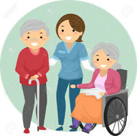 Experience Caregiver Elderly now Available!