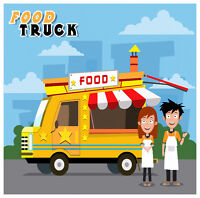 FOOD TRUCK OPENING MAY 1ST 2017 ROCKCLIFFE TRAILER PARK NORLAND