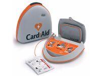 Defibrillator - CARDIAID Worth over £1000