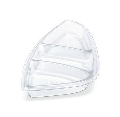 Placon Fs1-t3 Clear 9 Fresh-n-clear Selectables Clear Corner Insert With 3 C