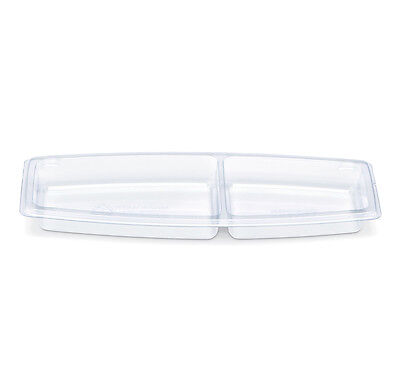Placon Fs1-t1 Clear 9 Fresh-n-clear Selectables Clear Center Insert With 2 C