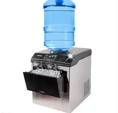Commercial ice cube maker machine Bullet round ice ice block making factory T for sale  Shipping to Nigeria