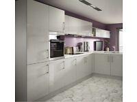 ORLANDO WHITE & GREY SYMPHONY 600 X 720 KITCHEN DOORS
