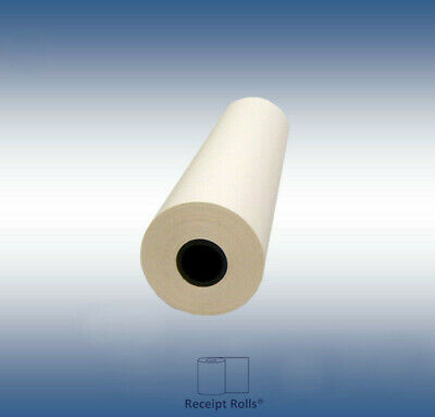 24 X 500 20lb Bond Wide Format Engineering Plotter Paper 2 Rolls 3 Core