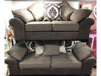 3+2 seater sofas immaculate condition