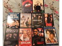 A selection of DVD's Films... £1 each..