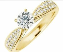 New Exquisite 1 Carat Diamond Engagement Ring Yeerongpilly Brisbane South West Preview