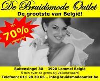 Vintage Trouwjurk Belgie.Vintage Trouwjurk Trouwjurken Accessoires 2dehands Be