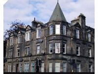 1 bed flat in town centre Dunfermline for rent from May