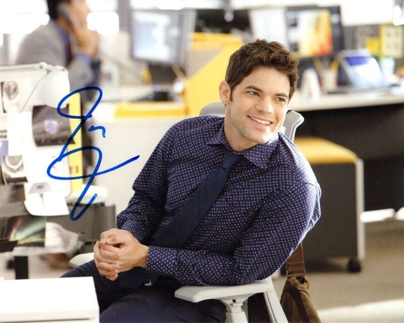 Jeremy Jordan Supergirl Autographed Signed 8x10 Photo COA #A4