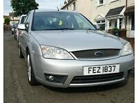 2005 ford mondeo with 6 mths mot