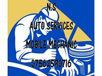 mobile mechanic, leicester/leicestershire.