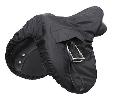 Shires Waterproof Ride-On Saddle Cover