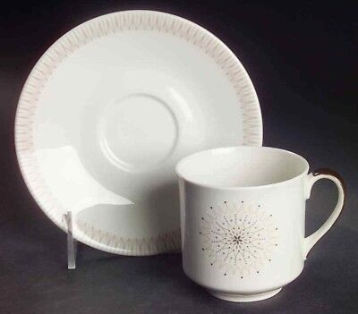 Royal Dolton Morning Star cup and saucer