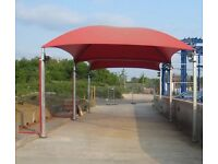 CAR WASH CANOPY SET - DOUBLE CANOPY CARAPAX