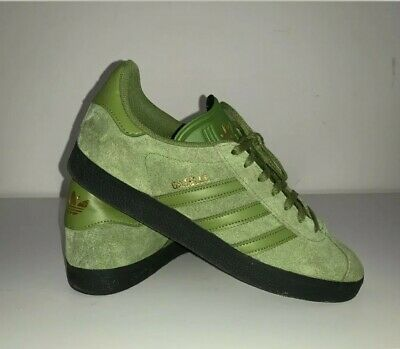 Adidas Gazelle Ardwick Colourway UK 9.5. Not Dublin Or Malmo, Rare Deadstock