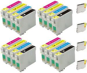20 ink cartridges for epson xp 30 xp30 xp 205 xp 405. Black Bedroom Furniture Sets. Home Design Ideas