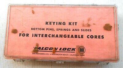 Ic Core Locksmith  Pinning  Service Kit