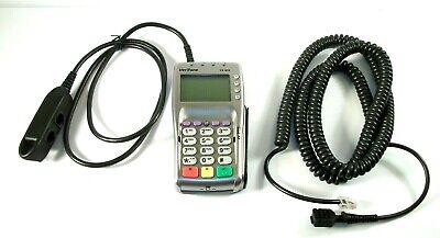 Verifone Vx805 Ctls Pin Pad Credit Card Chip Swipe Reader Vx 805