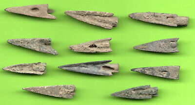 Lot 11 Sarmatia OLBIA Cast Proto Money ARROW 5th BC Ukraine Crimea Russland 35
