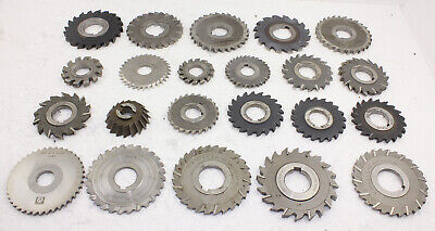 22 Milling Quality Parts For Industrial Woodworking Machine - Mainly Hss