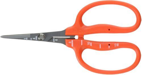 Chikamasa B-500sf Stainless Steel Scissors 155mm Coating Resin Brand New Japan
