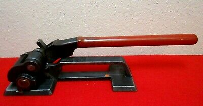 Used Mip-1300 Steel Strap Tensioner - Made In The Usa -