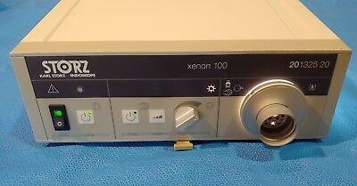 Karl Storz Endoskope Xenon 100 Fiber Optic Light Source 20132520 201325-20