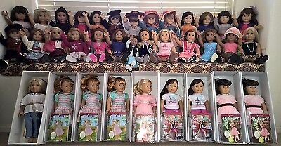 Houseful of Dolls and More